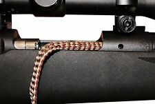 7 MM Mag Caliber Cobra Bore Snake - Easily Cleans Your Rifle Barrel - Washable