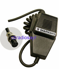 Replacement CB Microphone 4 Pin Uniden Wiring, Cobra, TTI 550 Maxon CM10 Etc