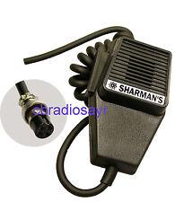 Rechange CB Microphone 4 Broches Uniden Câblage, Cobra, TTI 550 Maxon CM10 Etc
