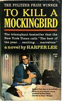 TO KILL A MOCKINGBIRD by Harper Lee (1962) Popular Library movie pb