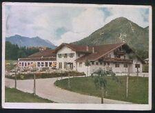 Alte Postkarte - Ruhpolding
