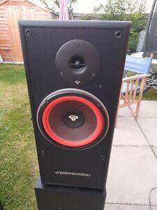 Cerwin Vega Speakers  ( 1 Pair )e-708