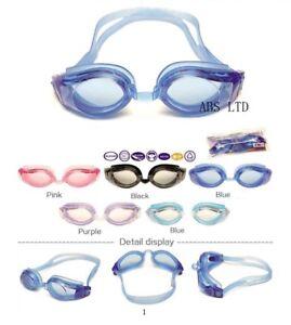 Adult Swimming Goggles Pool Swim Glasses Men & Wom