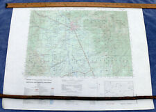 New ListingTopographic quadrangle maps of Honduras, Central America