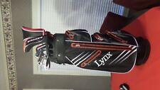 Adams Idea Super S Complete Golf Set Irons Woods Hybrids Putter New Golf Bag