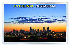 PHOENIX ARIZONA USA MOD2 FRIDGE MAGNET SOUVENIR IMAN NEVERA