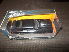Jada Toys Fast and Furious 1:24 Radio Control Car, Dom's Dodge Charger R/T