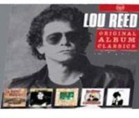 Lou Reed - Original Album Classics [CD]