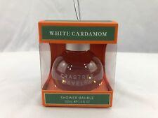 Crabtree & Evelyn White Cardamom Shower Bauble 3.4 Fl. Oz./100ml