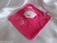 Doudou oiseau rose fushia, Sucre d'Orge