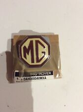 genuine mg rover bonnet badge zr zs zt  mgf