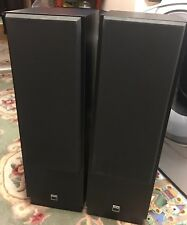 NAD 20 Floor Standing Speaker 2 Way Made In Germany - Location Pick Up Only