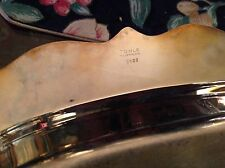 Silverplate Towle Divided meat tray