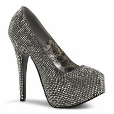 Party Wide (C, D, W) Width Textured Shoes for Women