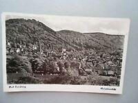 Ansichtskarte Bad Harzburg Gesamtansicht 1939