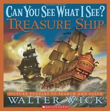 Can You See What I See?: Treasure Ship: Picture Pu