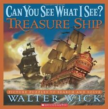 Can You See What I See?: Treasure Ship: Picture Puzzles to Search and Solve by W