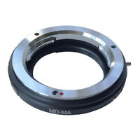 MD-MA Camera Adapter Ring For Minolta MD / MC Lens To Sony Alpha/Minolta AF MA