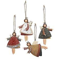 Christmas Ornaments Tree Lot Decorations 12 Dancing Angels New