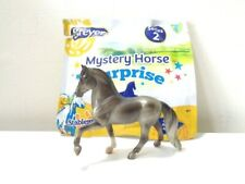 Breyer Stablemates Grey Peruvian Paso Toy Horse Model - Opened Mystery Pack