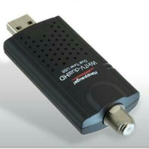 Hauppauge Wintv-dualhd Dual Tv Tuner, Usb 2.0 Compatible - Functions: Video