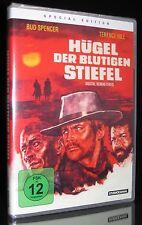DVD HÜGEL DER BLUTIGEN STIEFEL - SPECIAL EDITION - TERENCE HILL + BUD SPENCER *