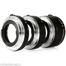 Viltrox DG - C 12MM 20MM 36MM AF Macro Extension Tube Set For Canon EOS Camera
