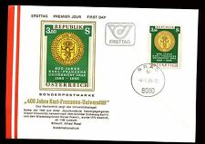Austria 1985 Graz University FDC #C 10687