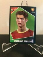 2004 Cristiano Ronaldo EURO 2004 Panini Sticker #23  USA SELLER