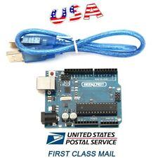Geekcreit Arduino Compatible UNO R3 ATmega16U2 AVR USB Development Main Board