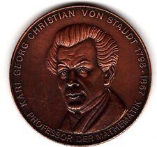 1984 Karl Staudt 35mm Bronze Medal 35mm