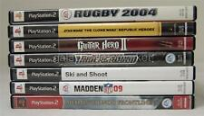 Lot of 7 Sony Playstation Games