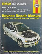 1999-2005 Haynes BMW 3-Series Repair Manual