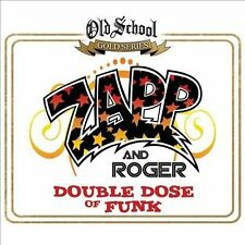 Double Dose of Funk [Slipcase] by Roger (Zapp)/Zapp (CD, Oct-2010, 2 Discs, Thum