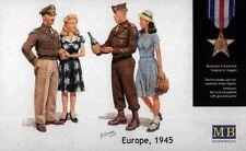 Europa 1945-le ragazze con British & U.S. ufficiali # 3514 1/35 Masterbox
