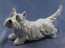 Westie hund porzellan hund Terrier Ens hundefigur zunge