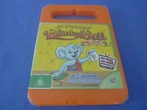 The Adventures Of Blinky Bill Volume 3 DVD Region 4 New Sealed