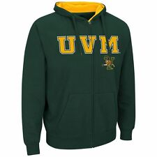 $55 Vermont Catamounts HOODIE/HOODY Sweatshirt Jersey Adult MENS/MEN'S (L-LARGE)