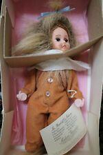 "MADAME ALEXANDER 8"" VINTAGE COWARDLY LION - WIZARD OF OZ - BOX - BOX & TAG"