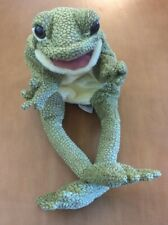 Folkmanis Hand Puppet Frog 11""