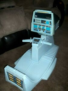 RARE VINTAGE PLAYSKOOL STAR RIDER SR1 SPACE SHUTTLE SIMULATOR TOY COLLECTIBLE