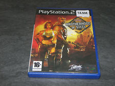 JEU PS2 FALLOUT : BROTHERHOOD OF STEEL COMPLET INTERPLAY OCCASION VF