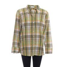 Karierte Bonita Damenblusen, - tops & -shirts in Übergröße