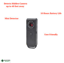 Anti-Spy Hidden Spy Wired Wireless Camera Mini Detector Laser Lens Device Finder