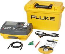 Gerätetester Fluke 6500-2 + DMS Software tragbarer BGVA3 DGUV V3 0701 0702