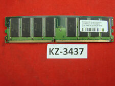 512mb ADATA ddr1 RAM pc3200 400mhz cl2.5 mdoad 5f3h41y0d1e02 de memoria Memory