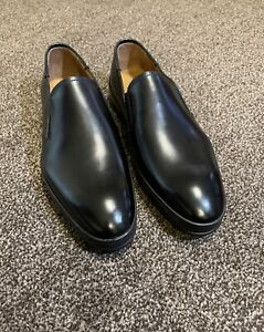 Men's Bally Shoes REMBRANT/00 Black Calf UK6 US7 FR40 RRP £295 Swiss Made NEW