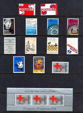 1978 complete jaargang nrs 1151 t.m 1171 postfris