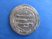 RARE Abbasid silver Durham  Al-Mansur 770 A.D.