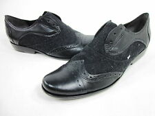 POUR LA VICTOIRE, IVA LACELESS OXFORD, WOMENS, BLACK US SIZE  7 M, EUR 37, NEW